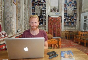 Ons kantoor in Bukhara