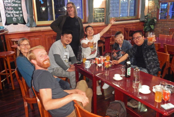 Een stukje Nederland in Lhasa