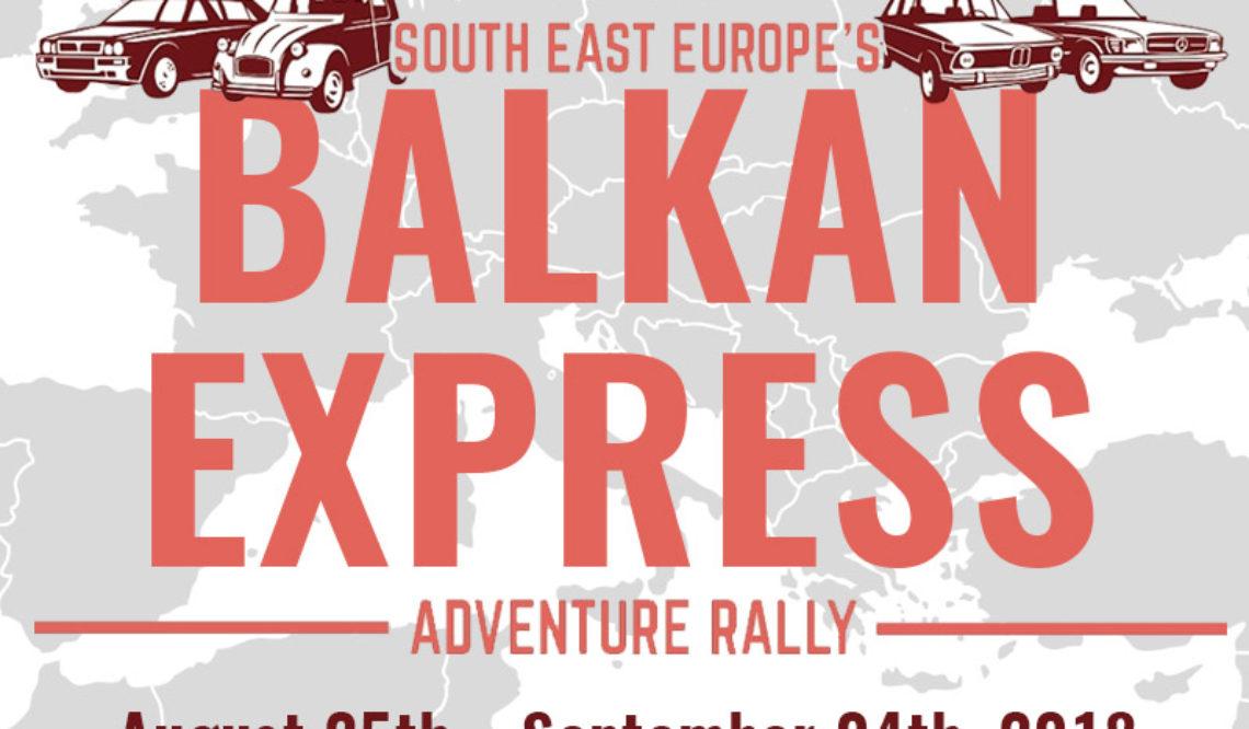 Het ultieme avontuur – Dwars door Zuidoost Europa