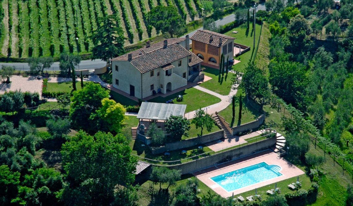 Onze Toscaanse Bruiloft